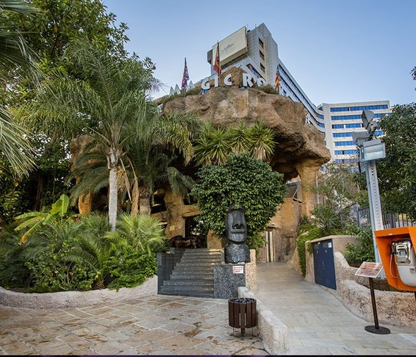 Premier ethnique themed hÔtel hôtel magic rock gardens benidorm