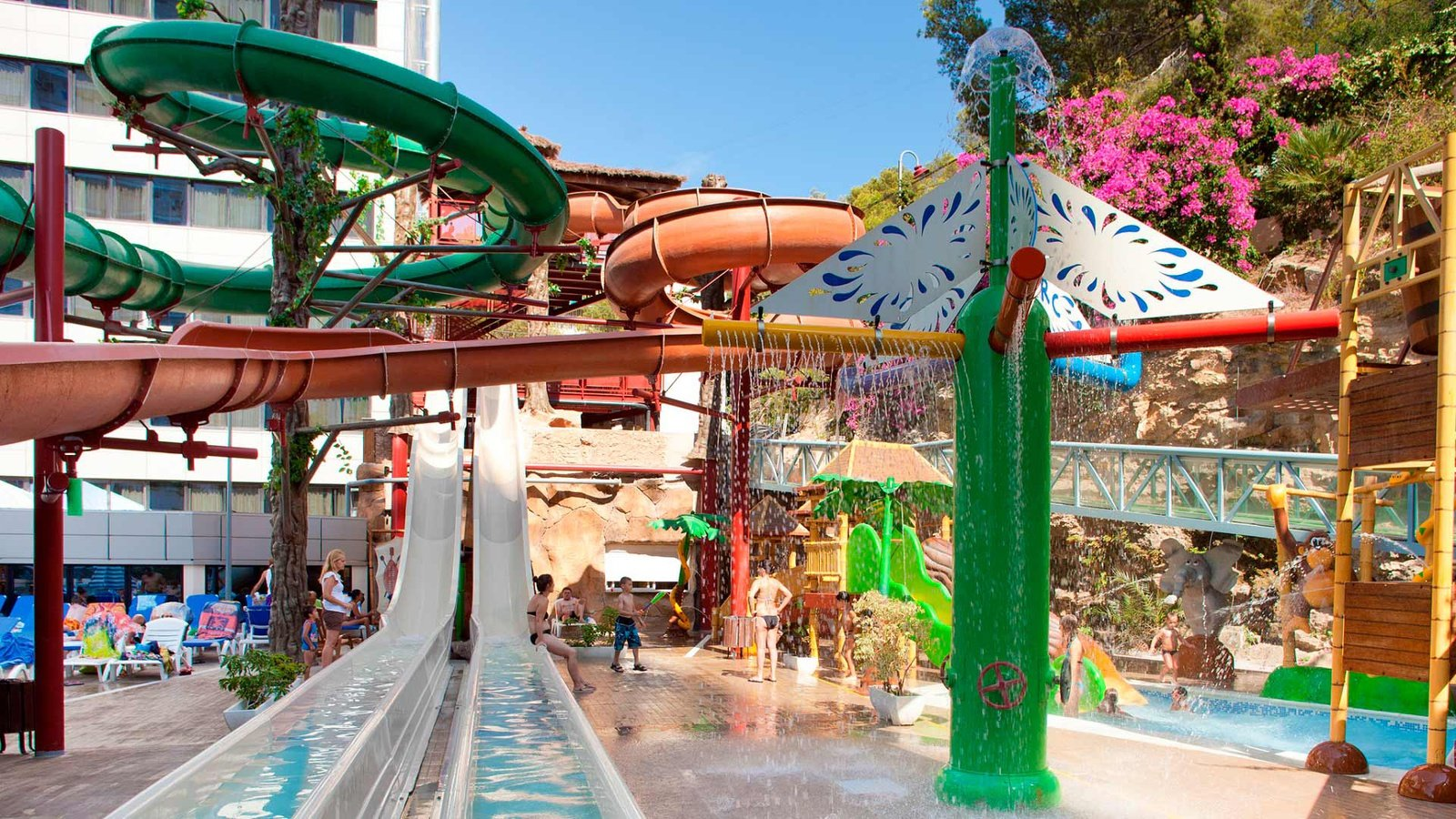 Magic Aqua™ Rock Gardens Benidorm