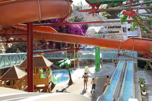 Ultra All inclusive + 2 children for FREE! Hôtel Magic Rock Gardens Benidorm