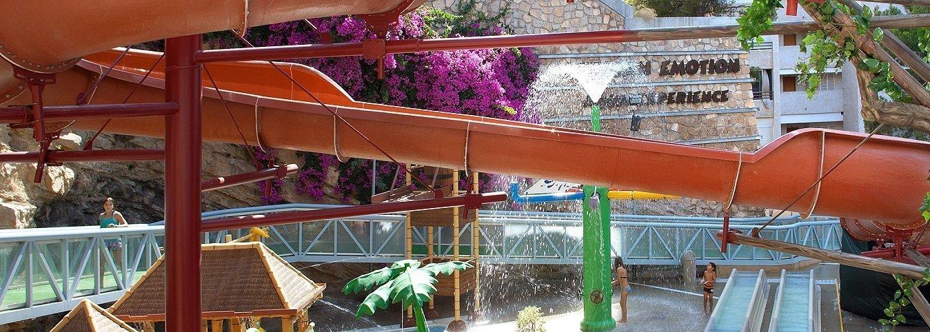 Magic Aqua Experience™ Hôtel Magic Aqua™ Rock Gardens